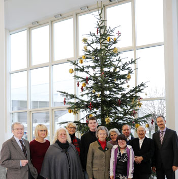 Christbaum Klinikum